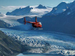 Flightseeing/Glacier Tour