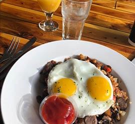 Breakfast Elk Hash