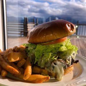 MushOnion Burger